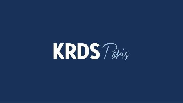#SOCIALMEDIACANCRES Case Study par KRDS Paris