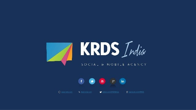 KRDS India Post Podium / June - July 2014: Fashion & Retail