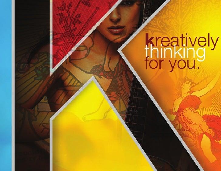 Kreative Thinker Kihadaworks