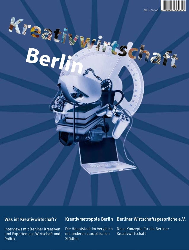 Kreativwirtschaft Berlin / Creative Industries in Berlin