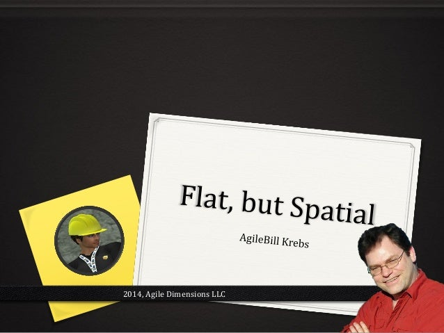 Flat, but Spatial - Testing best practices in education