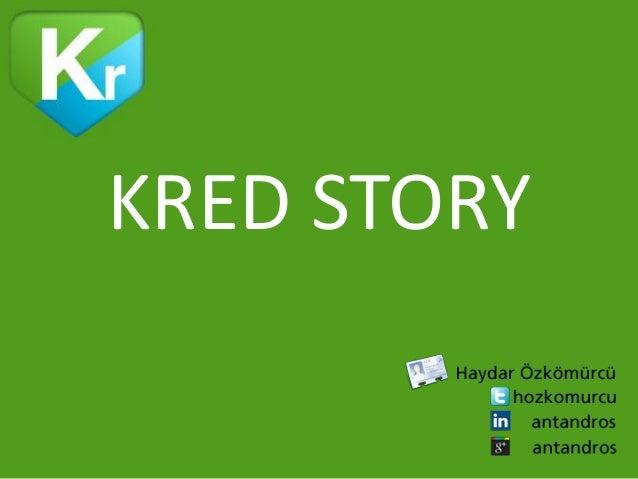 Kred story