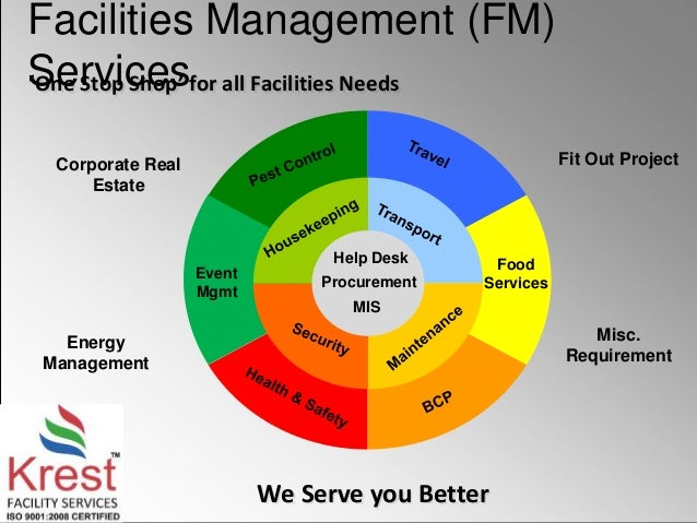 Krest Facility Management Services