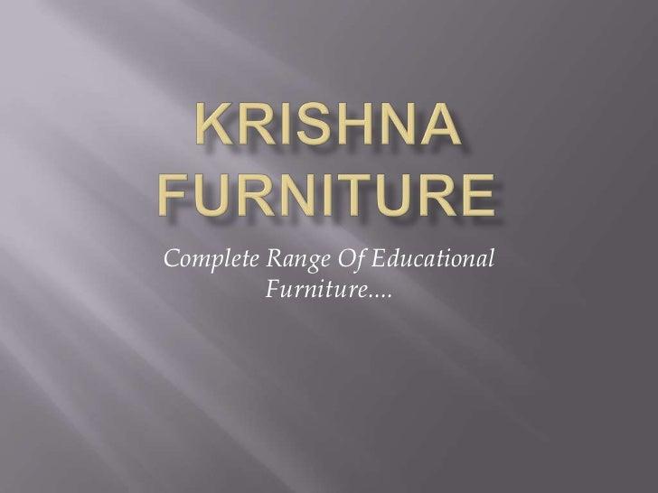 Krishna  furniture