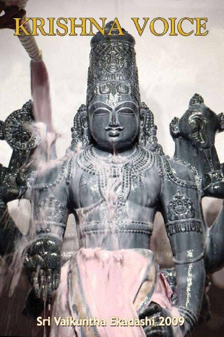Madhu Pandit - Krishna voice 2009 02(feb)