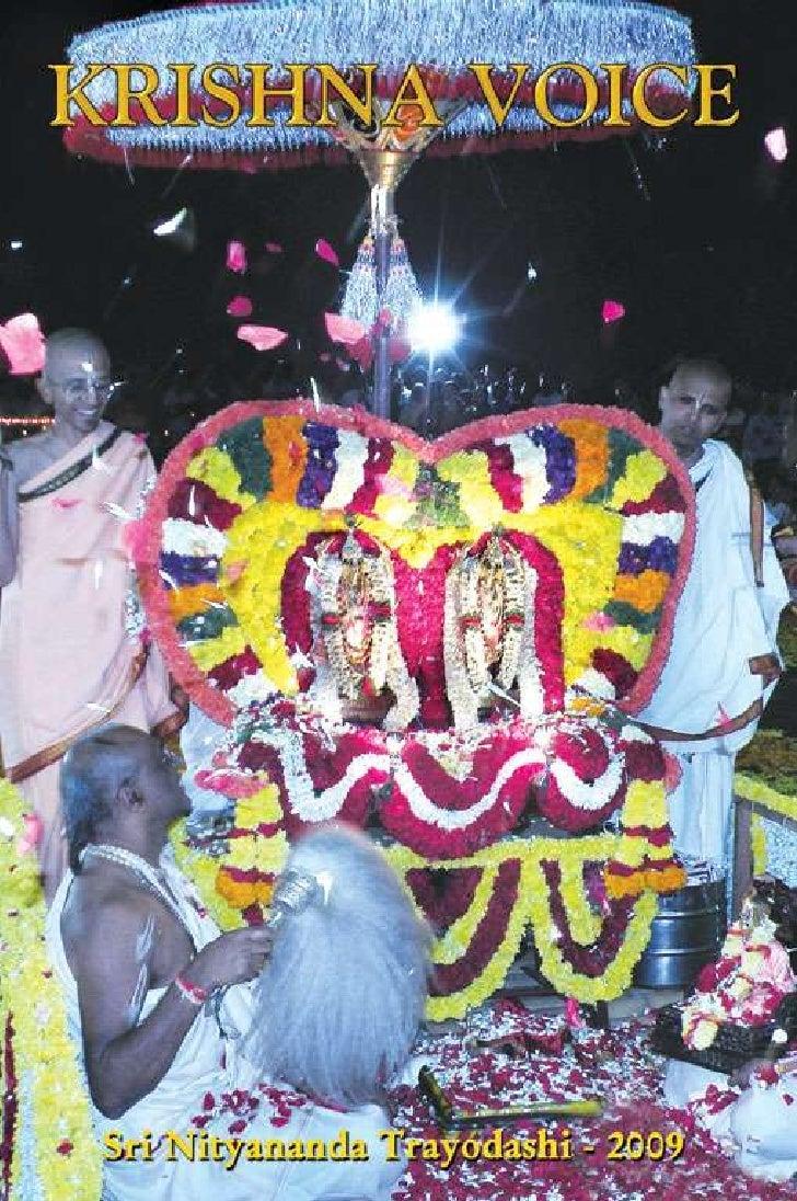 Madhu Pandit - Krishna voice 2009 03(mar)