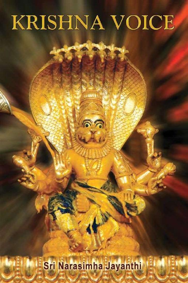 Madhu Pandit - Krishna voice 2009 06(jun)