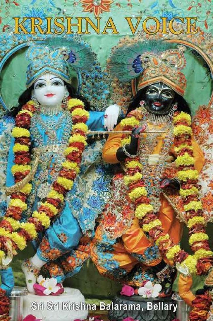 Madhu Pandit - Krishna voice 2009 08(aug)