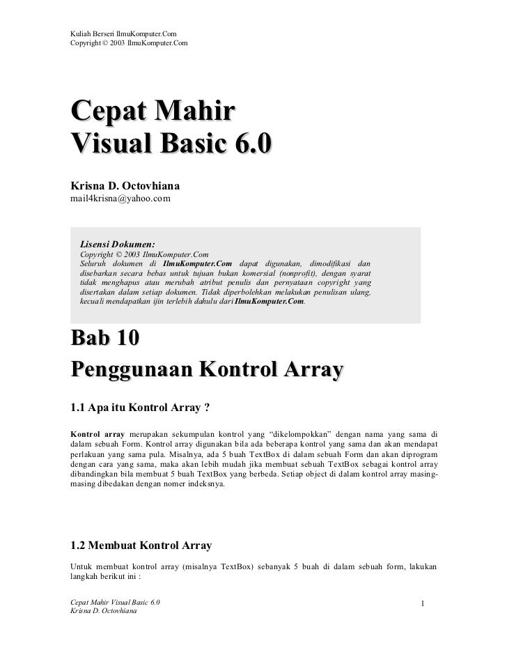 Krisna vb6-10