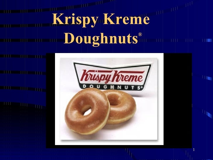 krispy kreme doughnuts 2008 case study analysis In the case of krispy kreme, revenues increase every year, each year by more than the last over a five year span starting from the income statement jan 30, 2000 until feb 1, 2004 revenues increased a minimum of 80,472,000 and by a maximum 174,043,000.