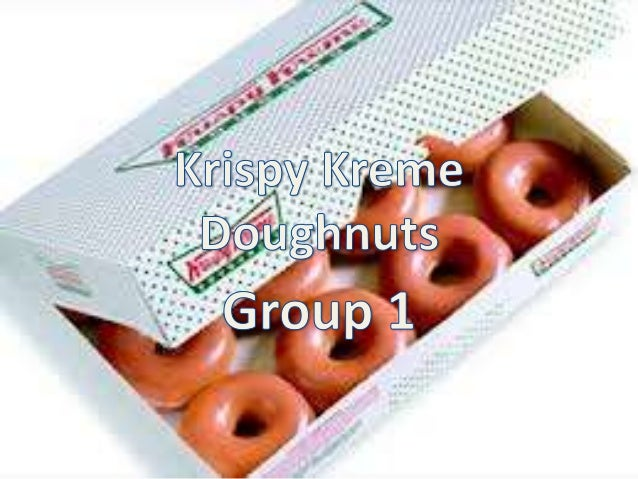 krispy kreme external anaylsis Krispy cream case study final 1 1 2krispy kremekrispy kreme is an international chain of doughnut stores that was founded by vernonrudolph in 1937 in winston-salem case analysis krispy kreme-1 mikepadi2 krispy kreme doughtnuts (kkd.