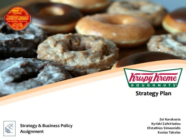 """krispy kream case study Fm - 1 group assignment krispy kreme doughnuts (""""kkd"""") krispy kreme case question #1: cibc and other analysts are predicting that krispy kreme will continue to perform effectively and grow rapidly in the next two years."""