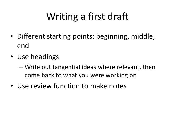 write heading essay