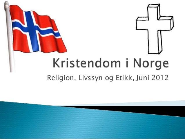 kristne i norge partreff