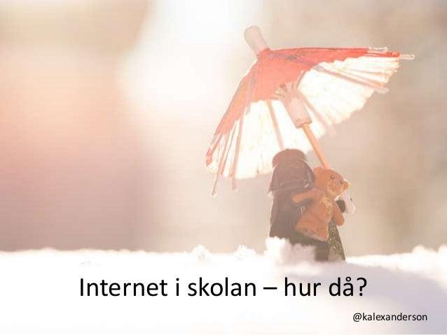 Internetiskolanhurdå