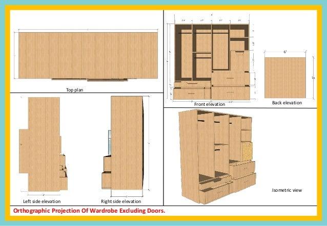 Kritika Heda B Sc Interior Design Wardrobe Planning Work