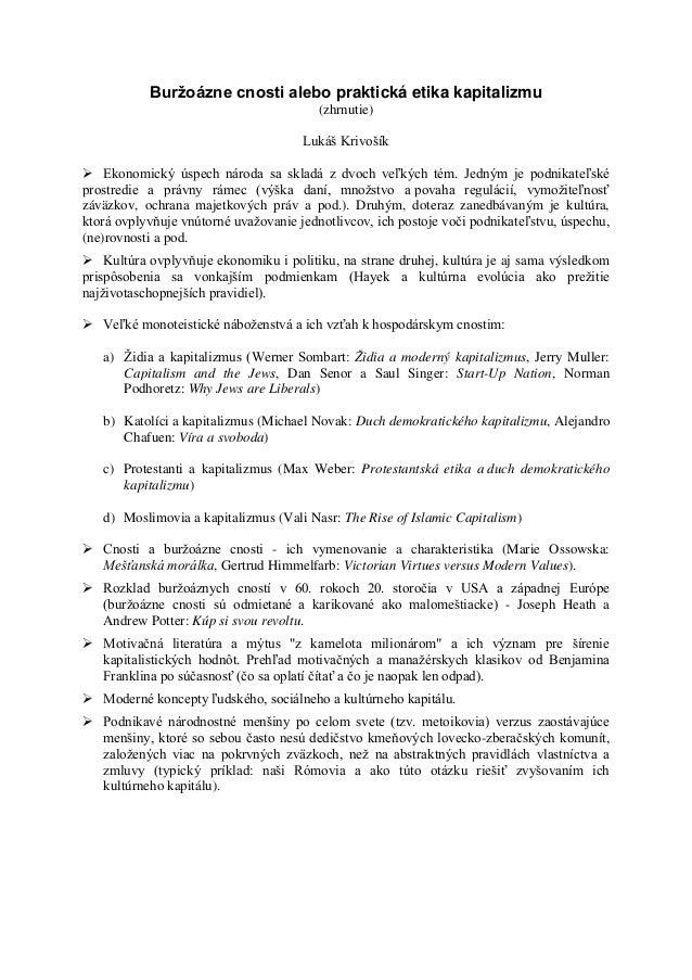 Lukáš Krivošík: Akadémia klasickej ekonómie 2013 /3. seminár/