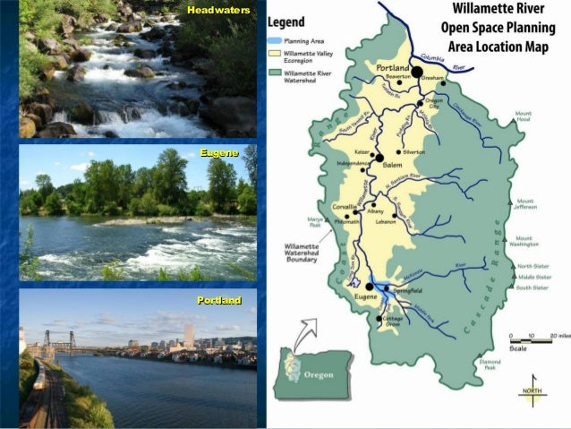 Willamette River Open Space Planning Project - Krueger