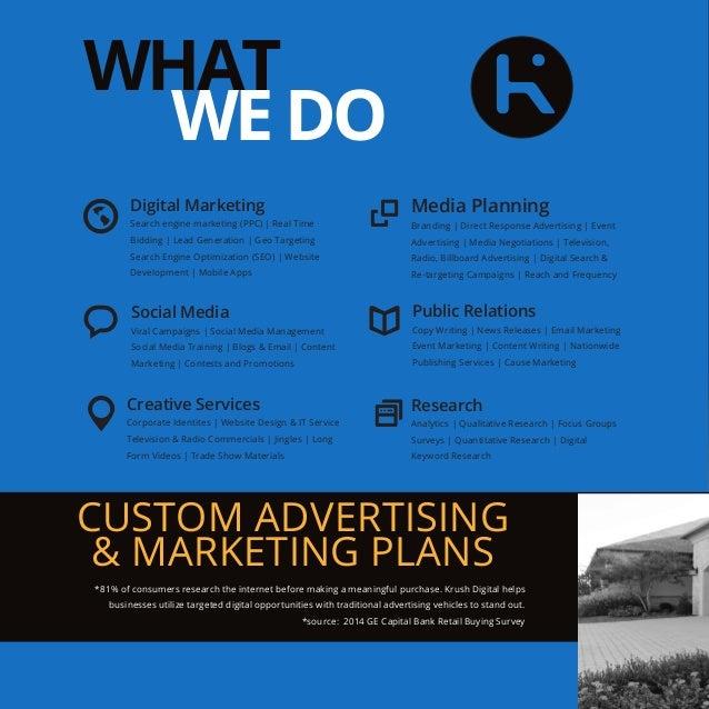 Krush digital brochure oklahoma city okc advertising for Ad agency brochure design