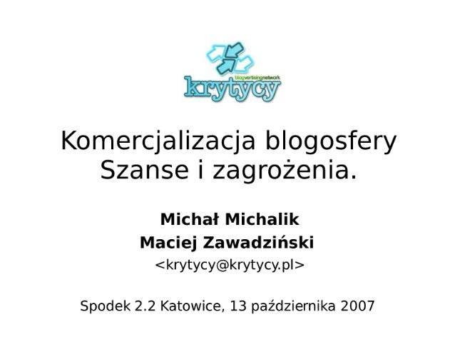 Krytycy.pl