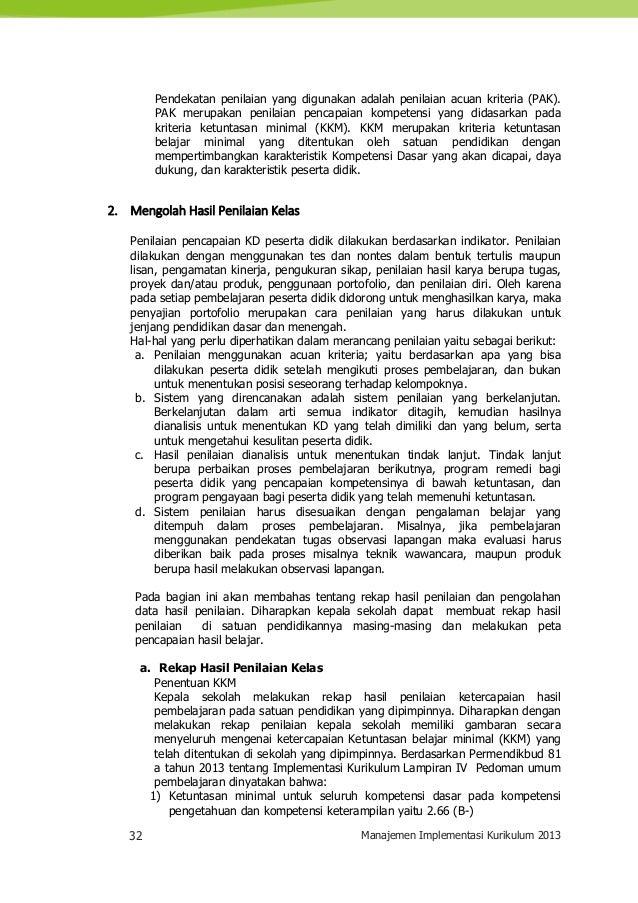 Ks 02 Manajemen Implementasi Kurikulum