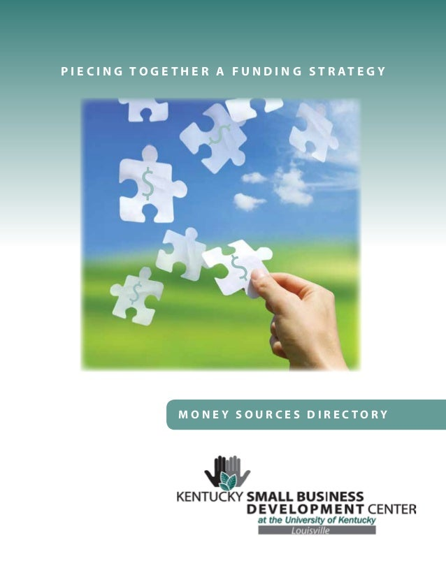 KSBDC Louisville Funding Sources for Business