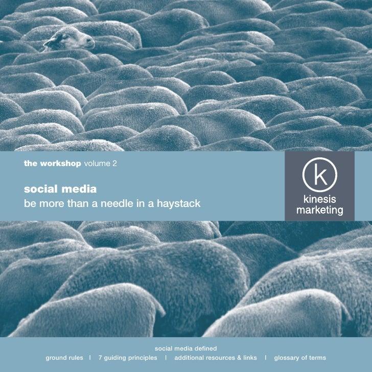 Kinesis Marketing Social Media Brochure