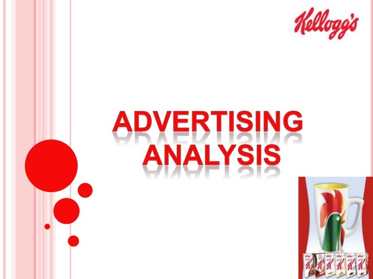 ADVERTISING <br />ANALYSIS<br />