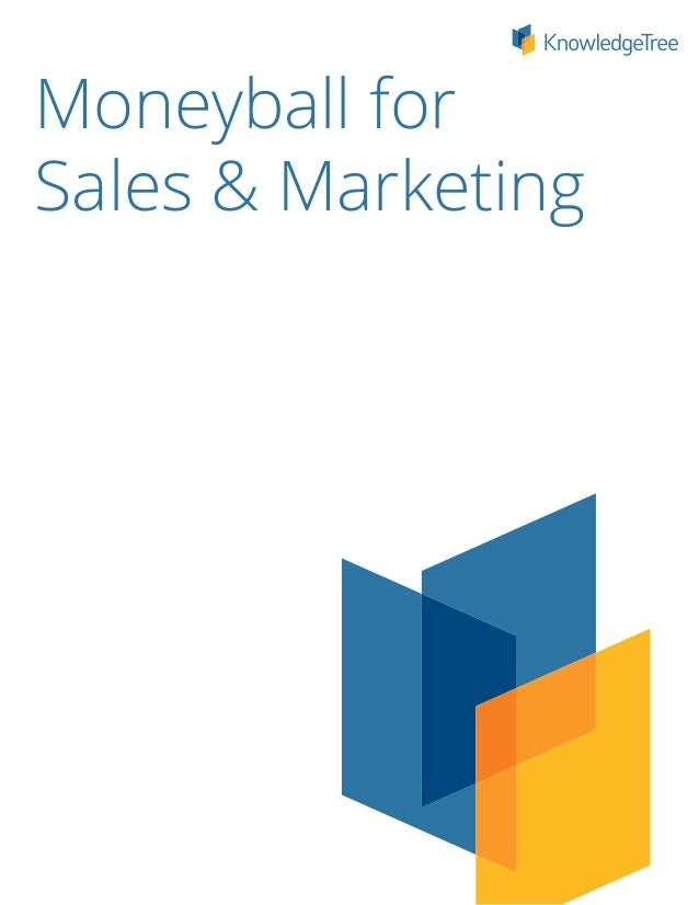 Moneyball forSales & Marketing