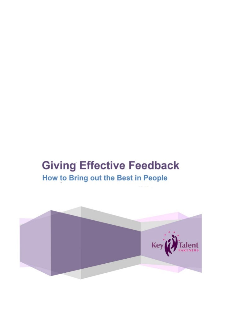 Feedback WebinarTo Learn How to use this feedback workbook Join me on my Free WebinarFriday, Feb 10th, 1pm to 2pmIt's a kn...
