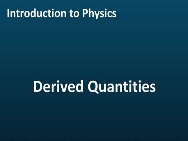 Kuantiti skalar & vektor