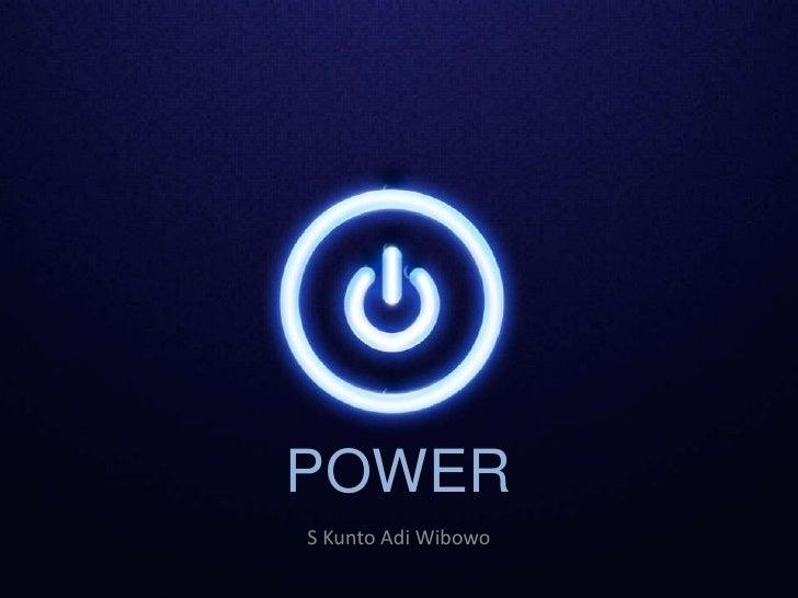 POWERS Kunto Adi Wibowo