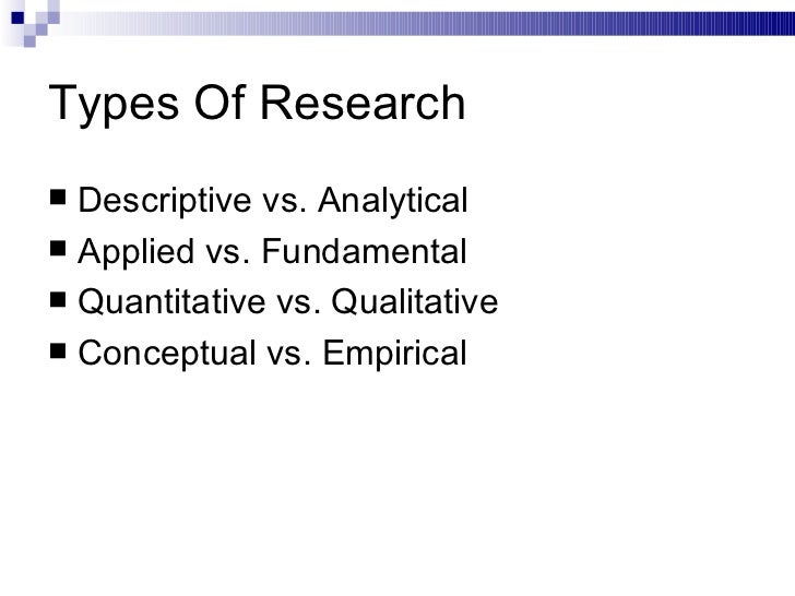 the scope and nature of qualitative