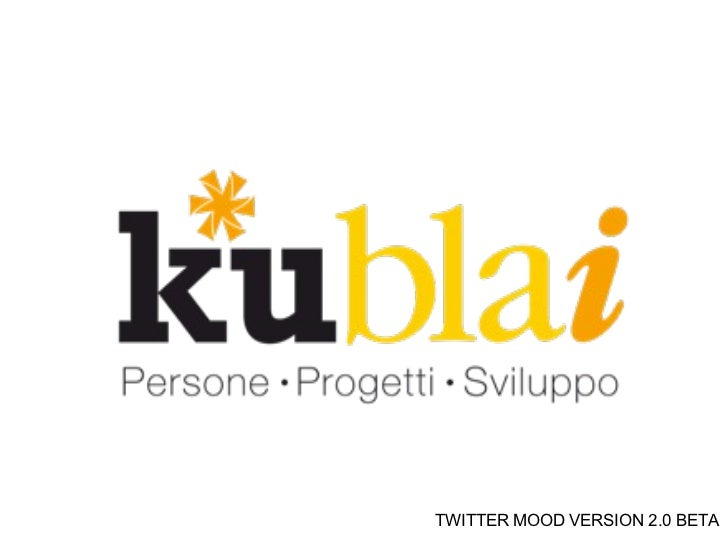 Kublai twitter mood 2011
