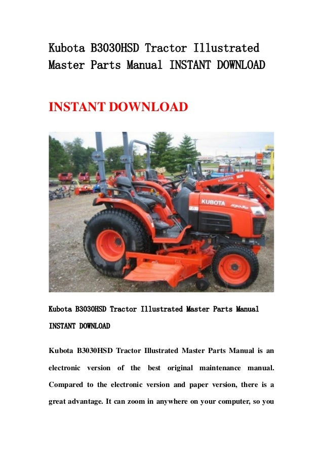 Kubota Tractor Schematics : Kubota sel engine manual free image for