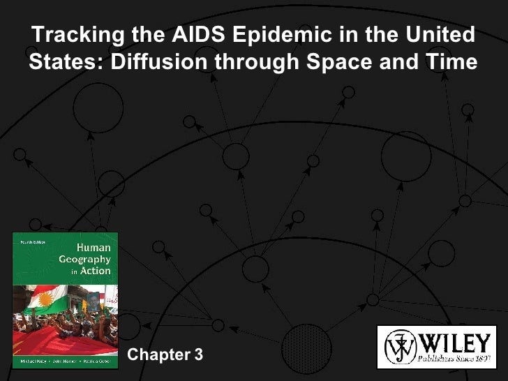 Kuby Chapter 3: Tracking the AIDS Epidemic in the United States: Diffusion through Space and Time