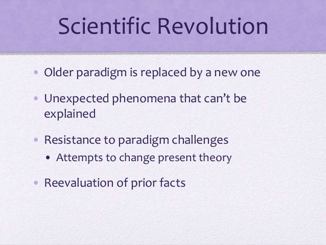 kuhn theory of scientific revolution Kuhn left physics for philosophy, and he struggled for 15 years to transform his epiphany into the theory set forth in the structure of scientific revolutions the keystone of his model was the .