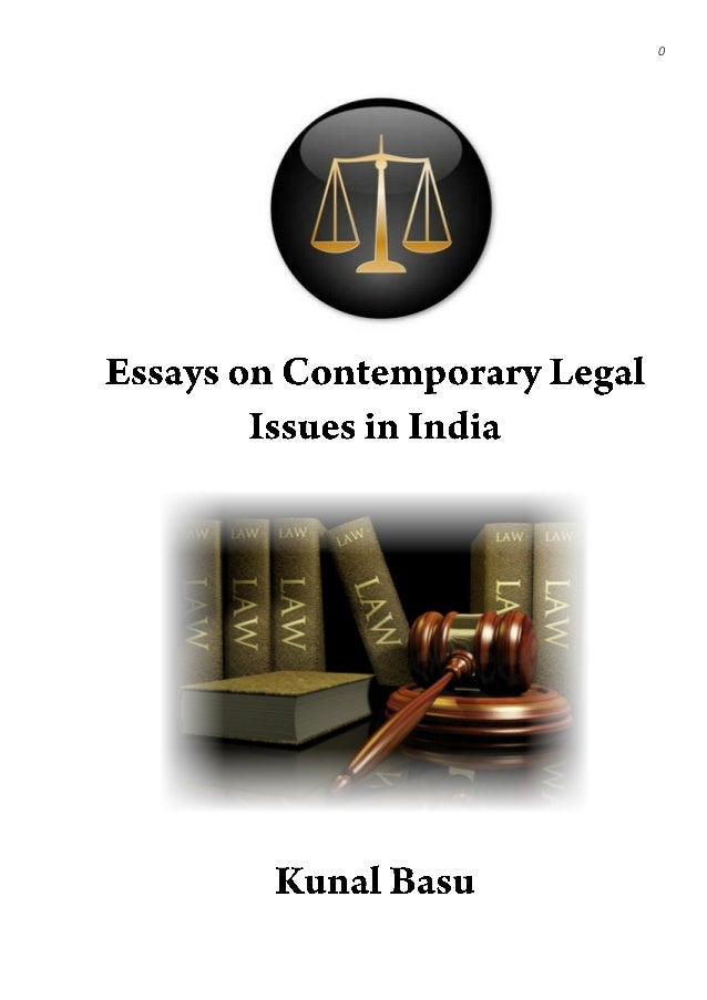 essay on legal education in india Call for papers: gnlu and isc's 40th all india criminology indian legal education gained prominence as the rule of law became the essential doctrine.