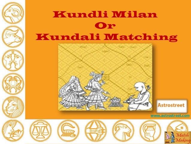 Match making kundali milan