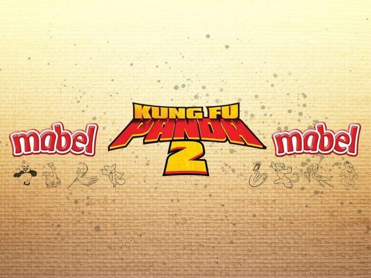 Mabel – Kung Fu Panda 2