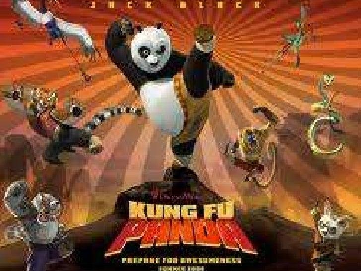 Kung fu panda learnings