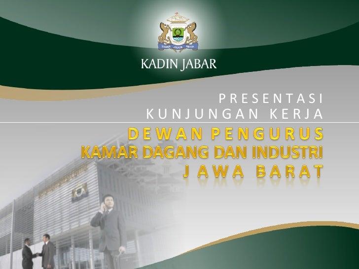 Kunker Kadin Jabar Di Depok.25.07.08