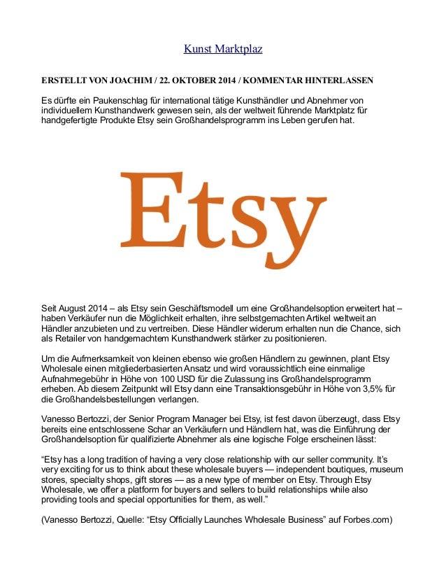 Kunst Marktplaz  ERSTELLT VON JOACHIM / 22. OKTOBER 2014 / KOMMENTAR HINTERLASSEN  Es dürfte ein Paukenschlag für internat...
