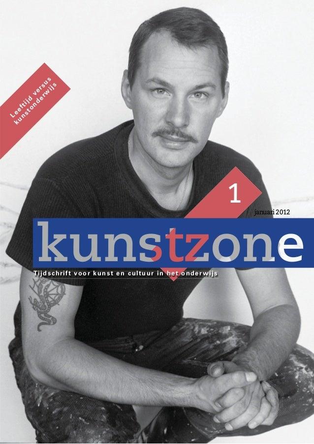 Kunstzone 1 2012