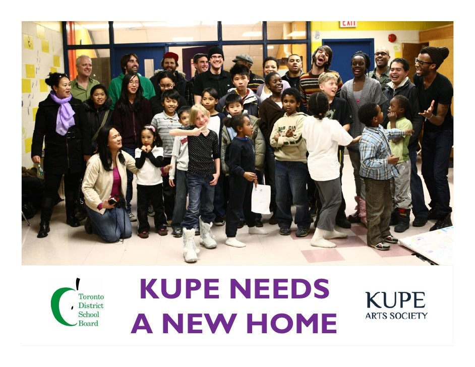 KUPE NEEDS A NEW HOME  CONFIDENTIALINFORMATION|DONOTDISCLOSEORREPRODUCE