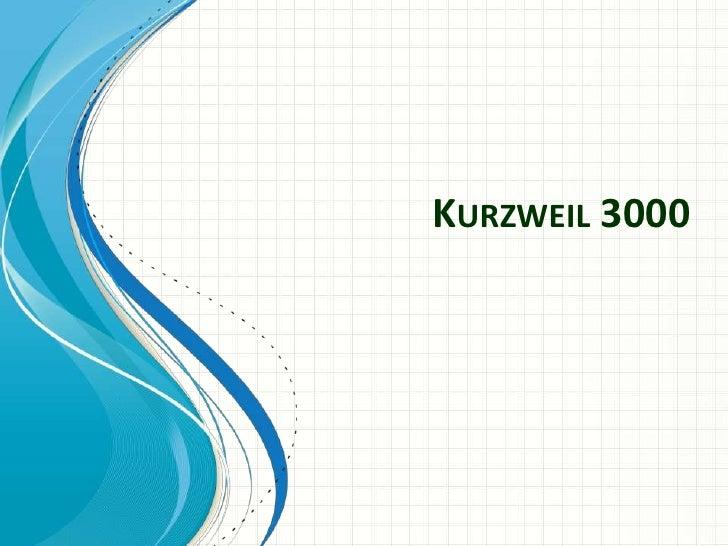 Kurzweil3000