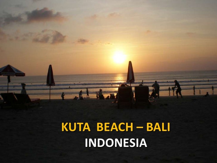 Kuta  Beach – Bali