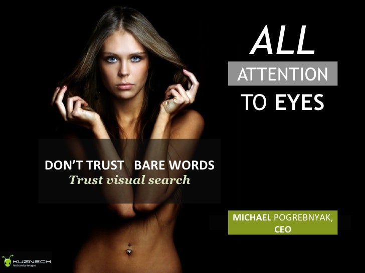 ALL                                               ATTENTION                                                TO EYESDON'T	  ...