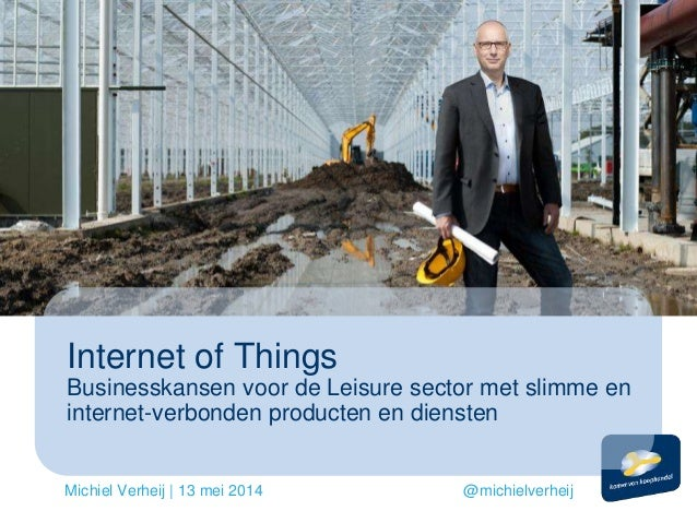 KvK Internet of Things for the Leisure Sector