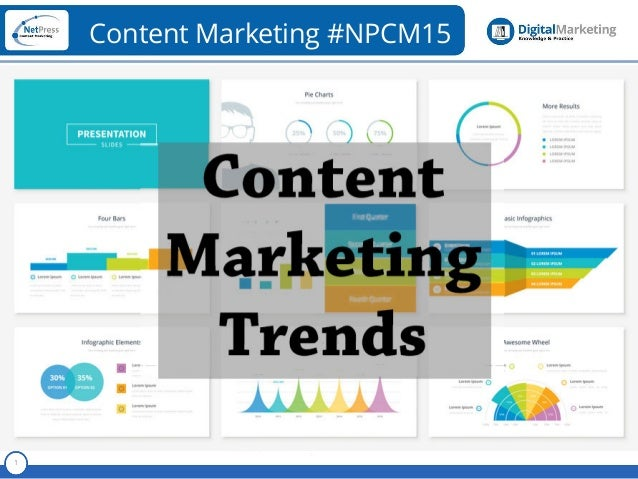 Referent 1 Content Marketing #NPCM15 Vorsprung durch Content, aber wie?